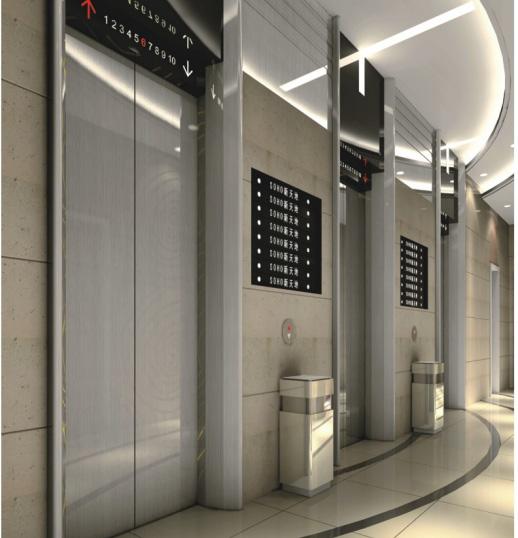 温州乘客电梯