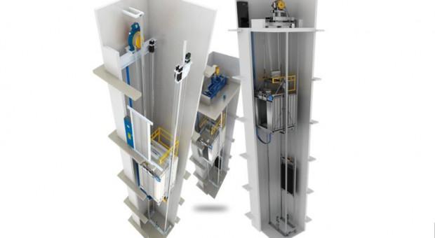 电梯结构图